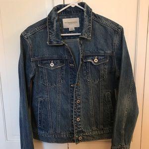 Small denim Anthropologie jacket